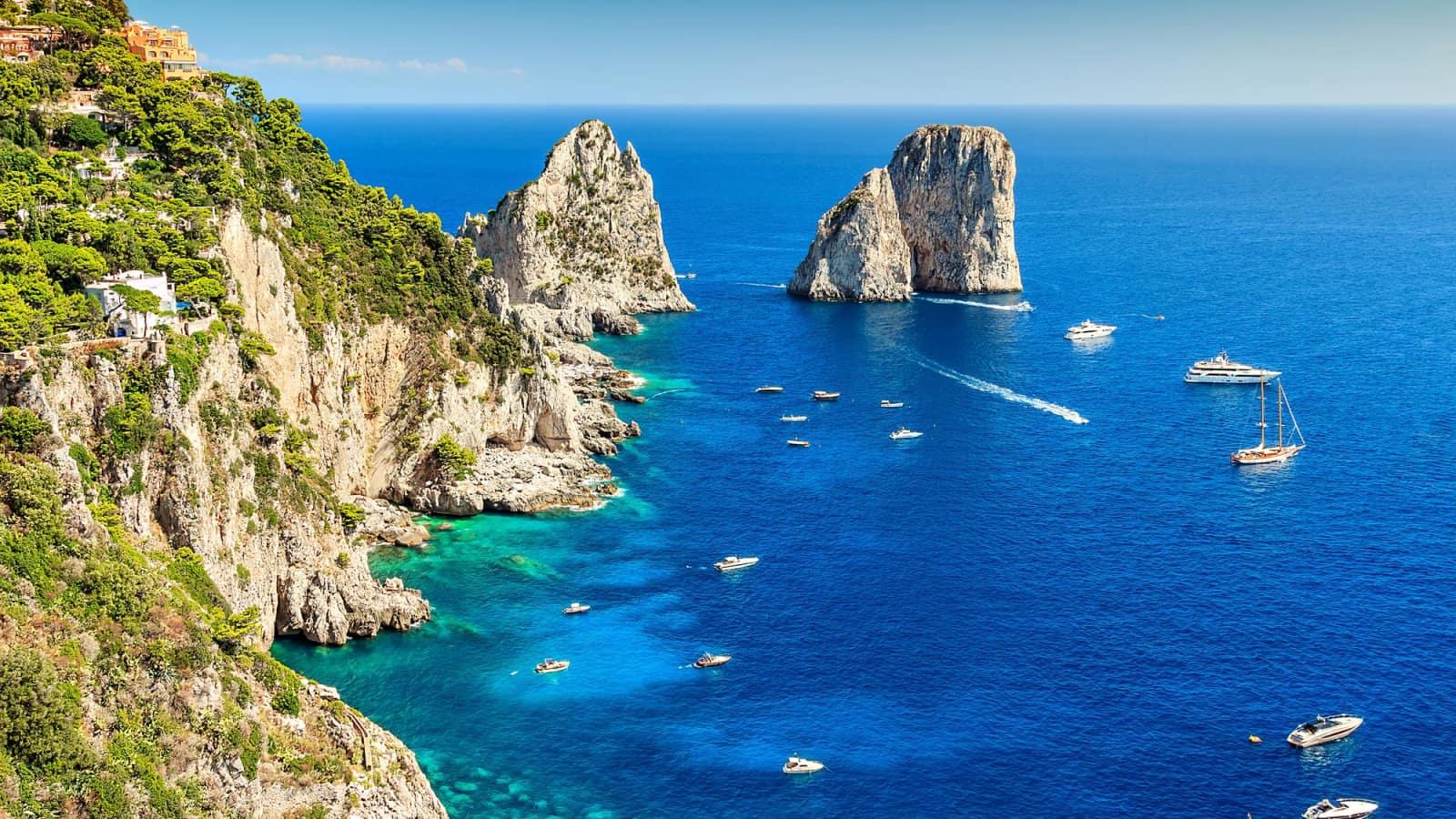 Hotel Capri Sorrento Italy