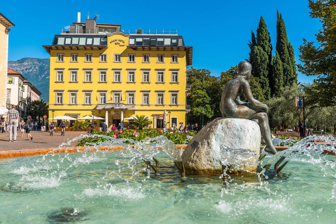 Grand Hotel Riva Italy