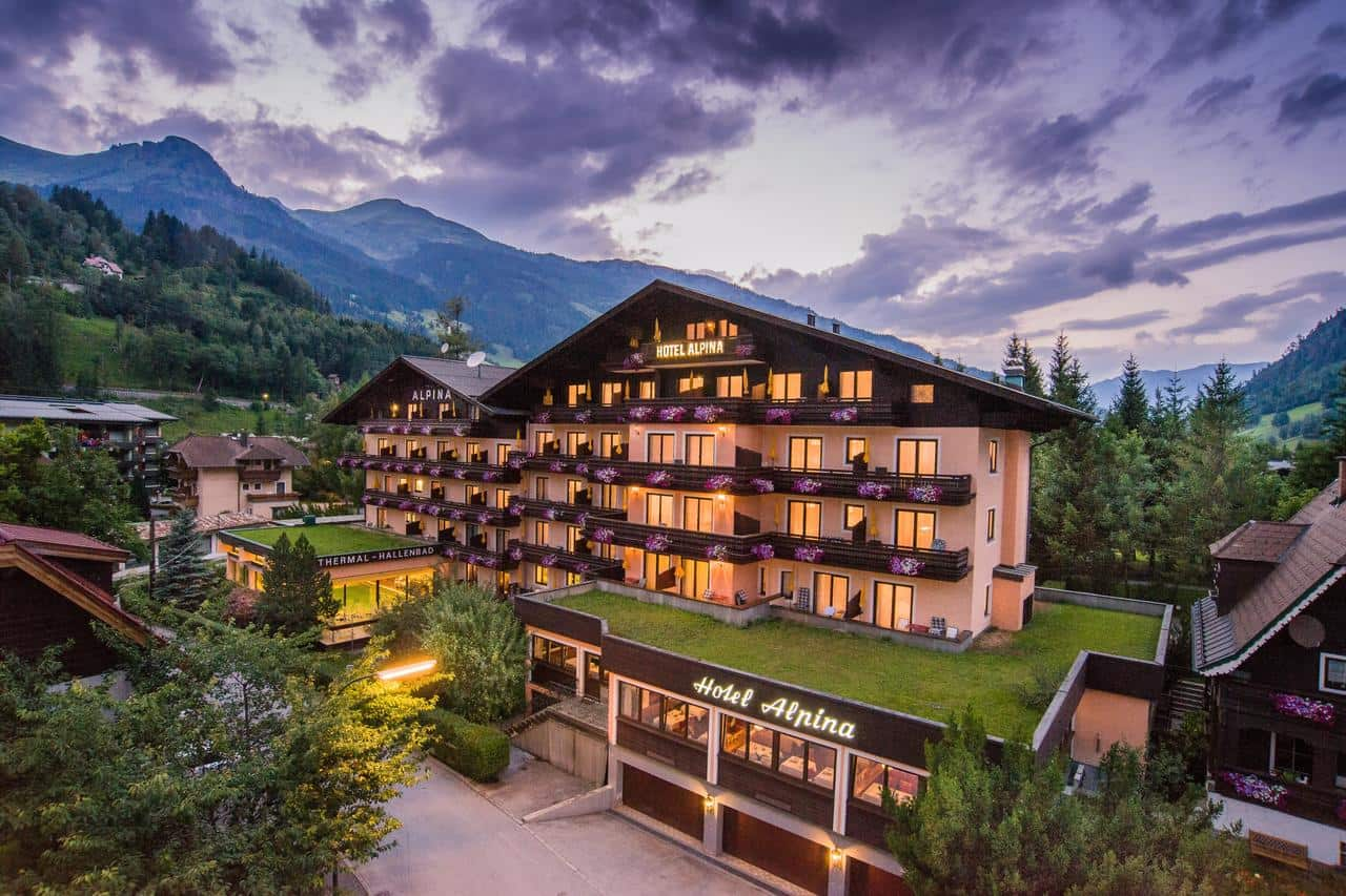Hotel Alpina Zell Am See