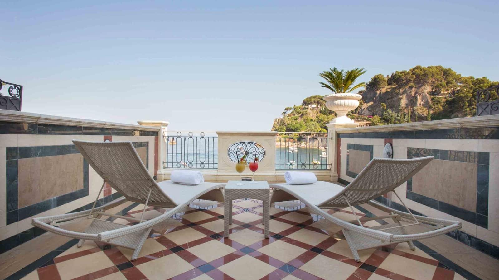 Grand Hotel Mazzaro Sea Palace Reviews