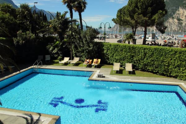 Hotel Mirage, Riva, Lake Garda