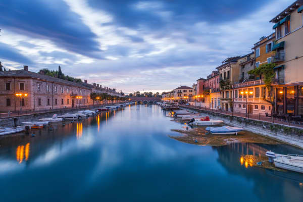 Peschiera,Lake Garda