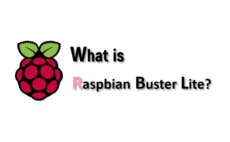 Raspbian Buster Liteの最速最小インストール