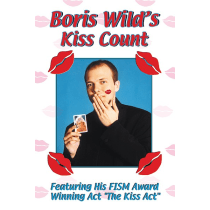 Boris Wild's Kiss Count