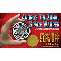 Tri-Zonal Space Warper