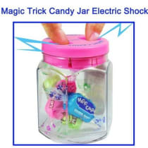 Shock Magic Candy Jar