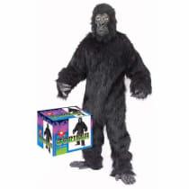 Gorilla Suit-black