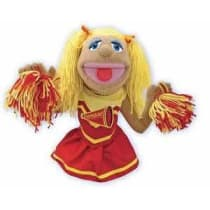 Puppet-Cheerleader