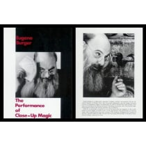 Book-The Performance Of Close-Up