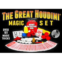 Houdini 101 Trick Magic Set