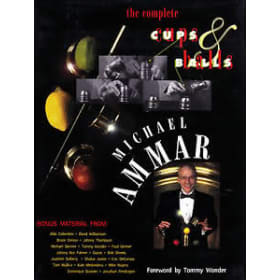 Book-Complete Cups & Balls by Michael Ammar