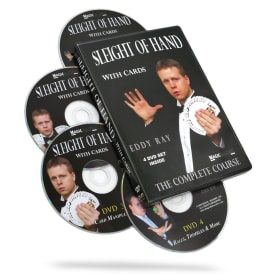 DVD-Sleight Of Hand With Cards