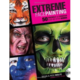 Book-Extreme Face Painting