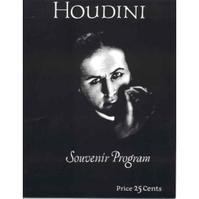 Houdini Souvenir Program