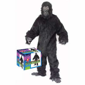 Gorilla Suit-black