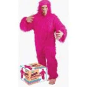Gorilla Suit-Pink