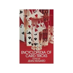 Book-Encyclopedia of Card Tricks