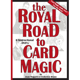 Royal Road to Card Magic- DVD Set