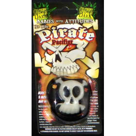 Pacifier - Pirate
