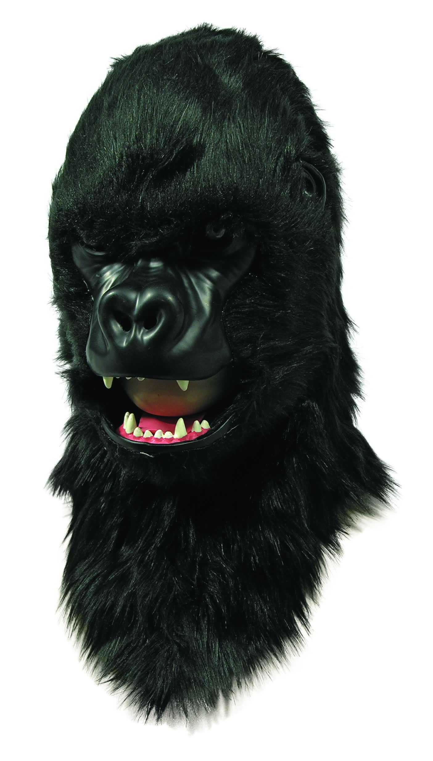 Mask- Gorilla Moving Mouth- Adult