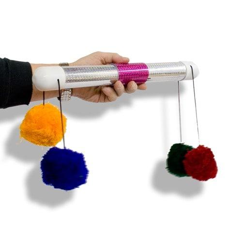 Pom Pom Stick Glitter