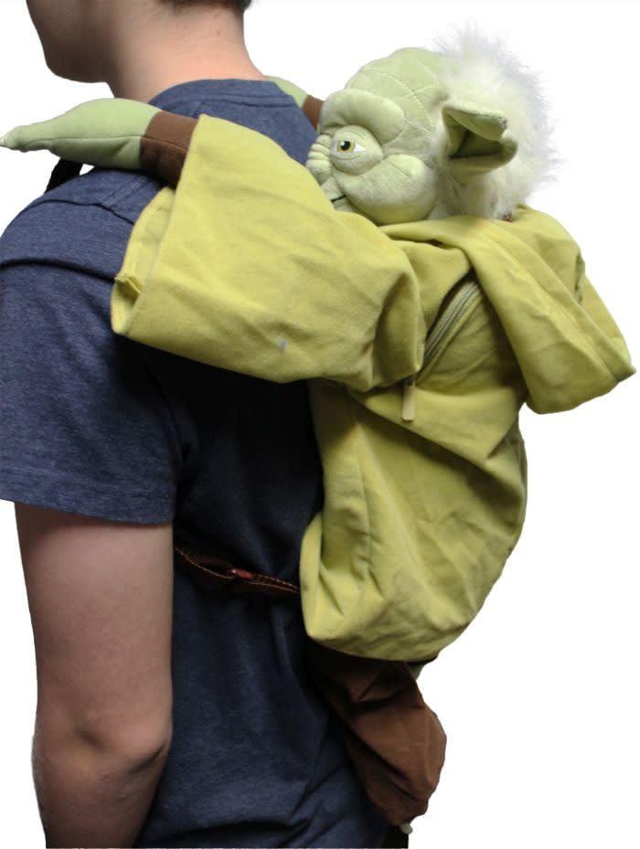 BackPack-Yoda