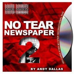 No Tear Newspaper 2