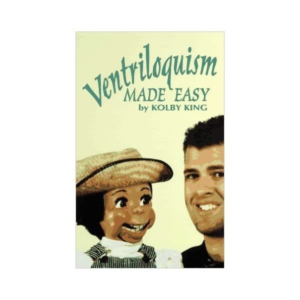 Book-Ventriloquism Made Easy