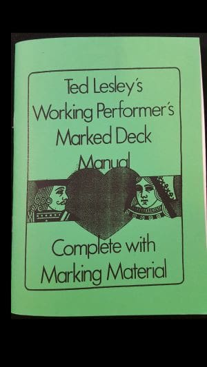 Ted Lesley's Marked Deck