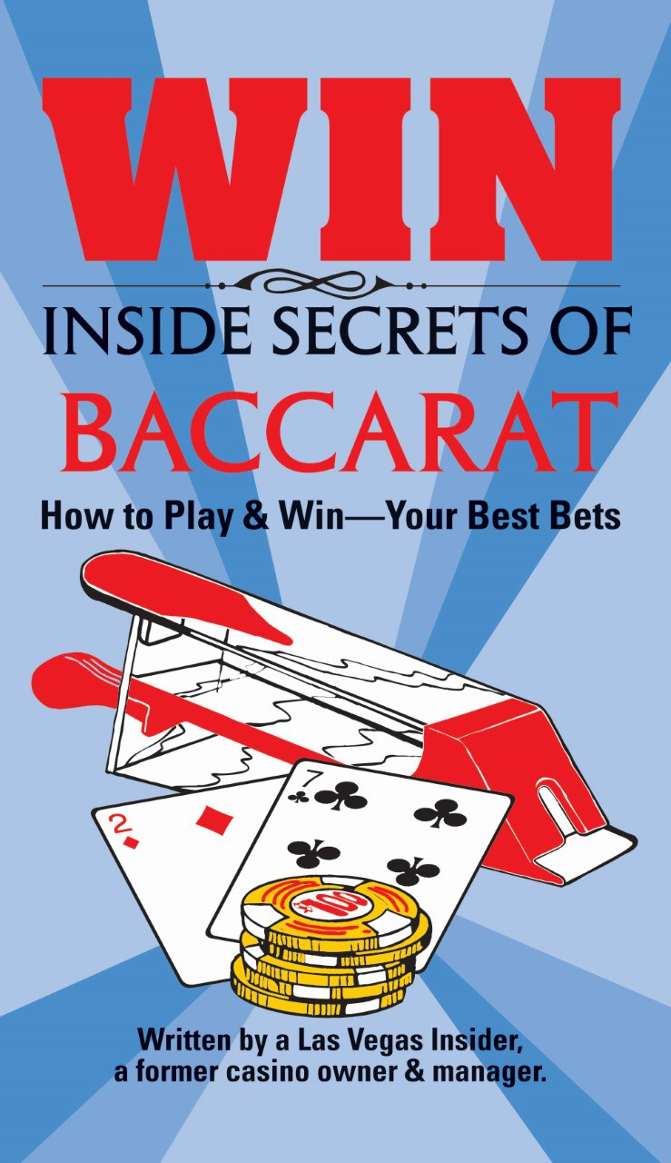 Book-Inside Secrets Of Baccarat