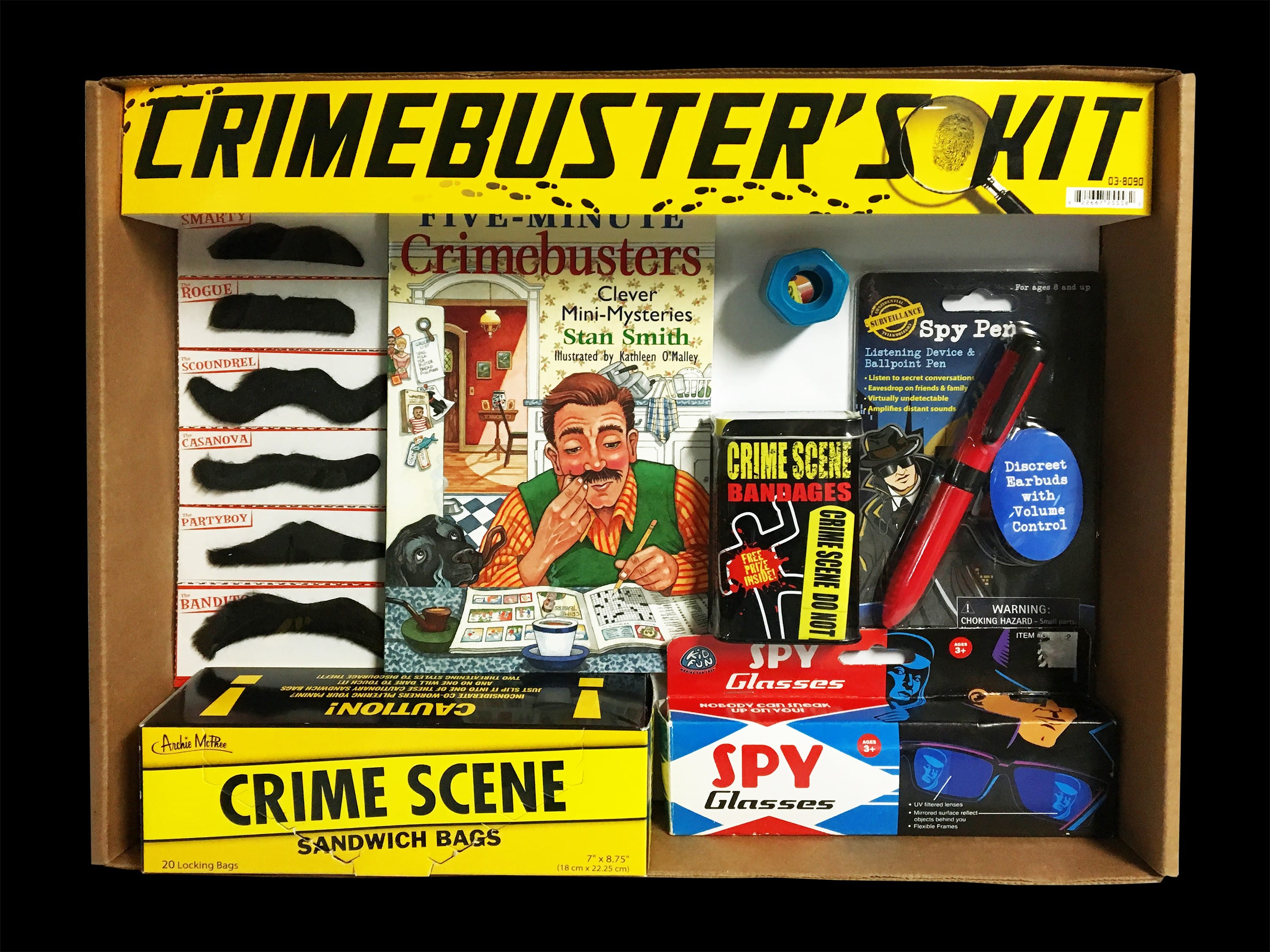 Crimebuster's Kit