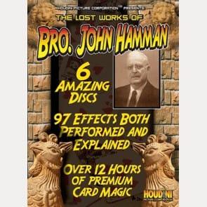 Bro. Hamman's Lost Works