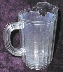 Magic Milk Pitcher