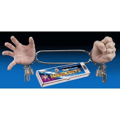 Chain Escape Handcuffs