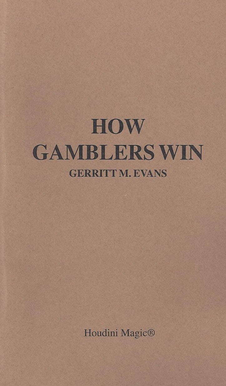 Book-How Gamblers Win