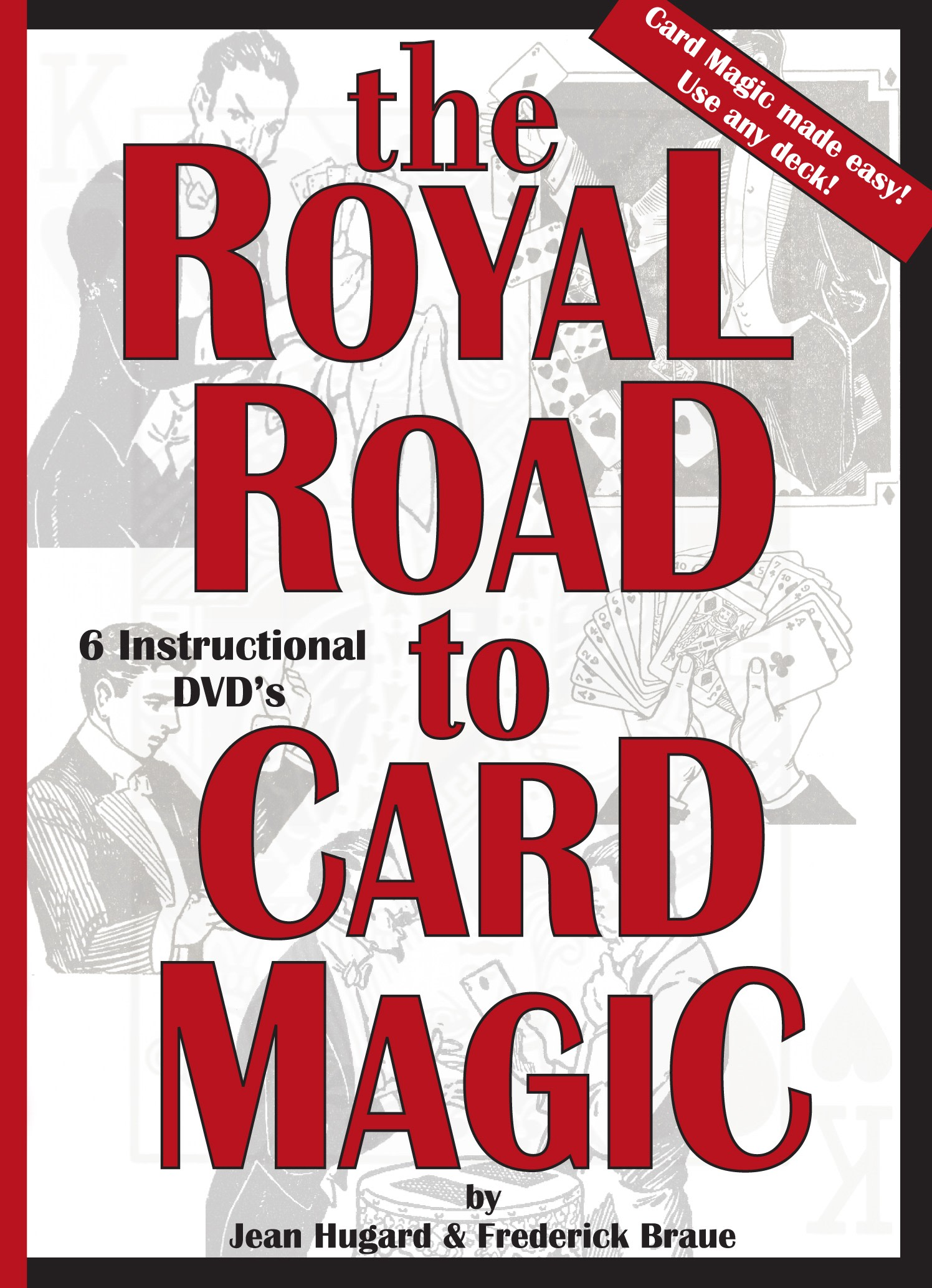 Royal Road to Card Magic- DVD Set