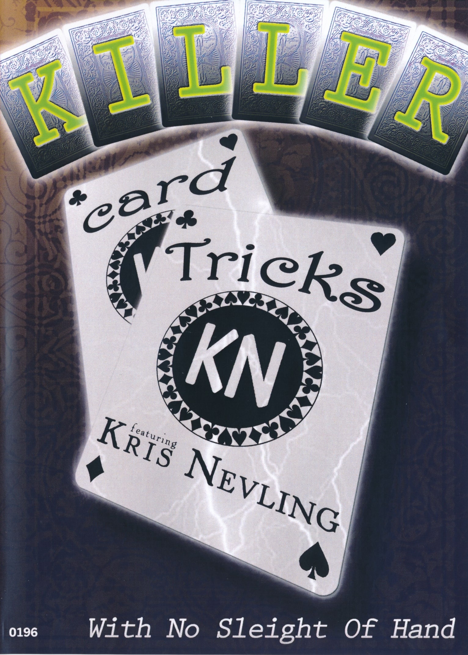 Killer Card Tricks - with No Sleight of Hand