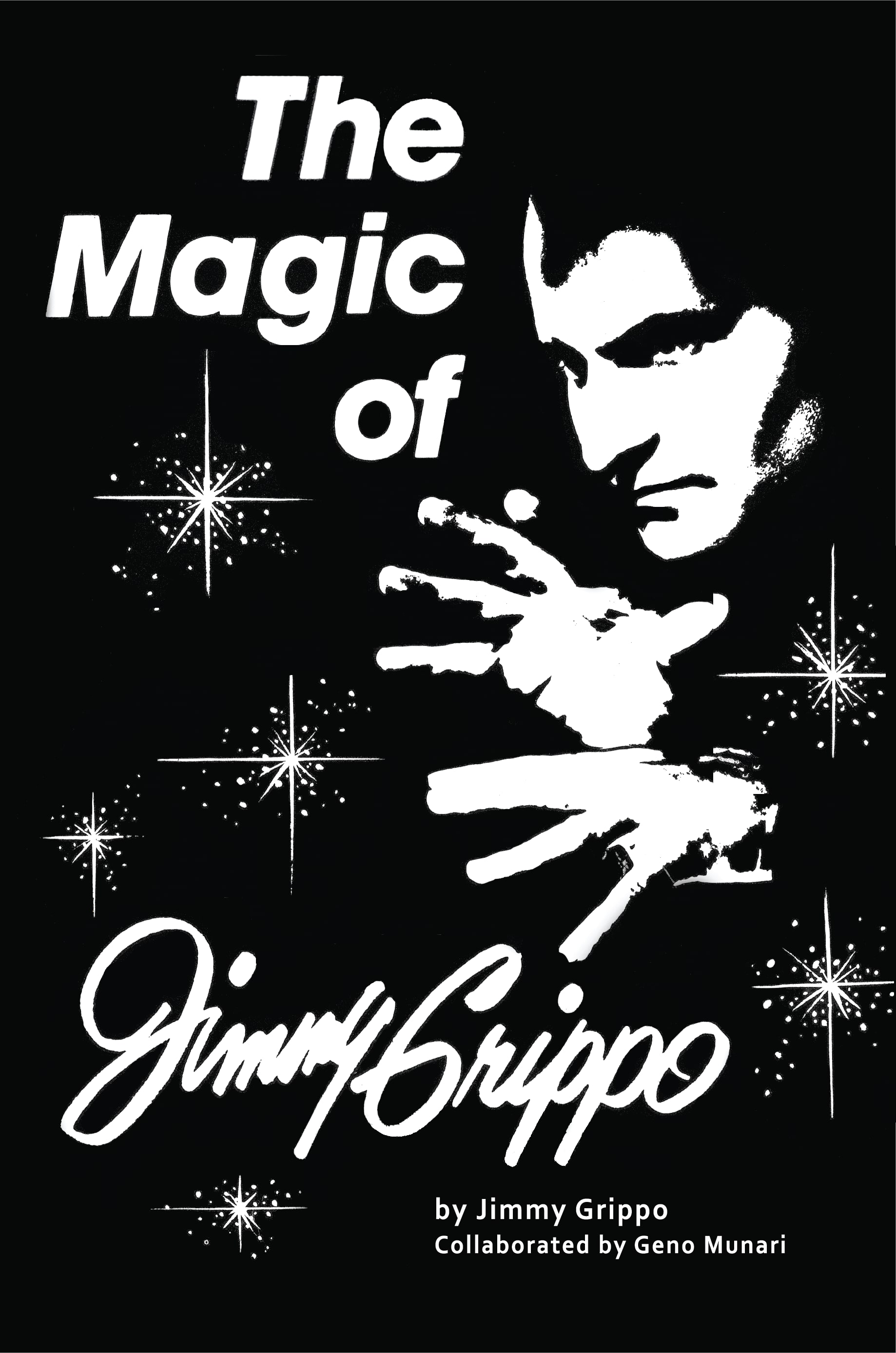 Book-The Magic of Jimmy Grippo