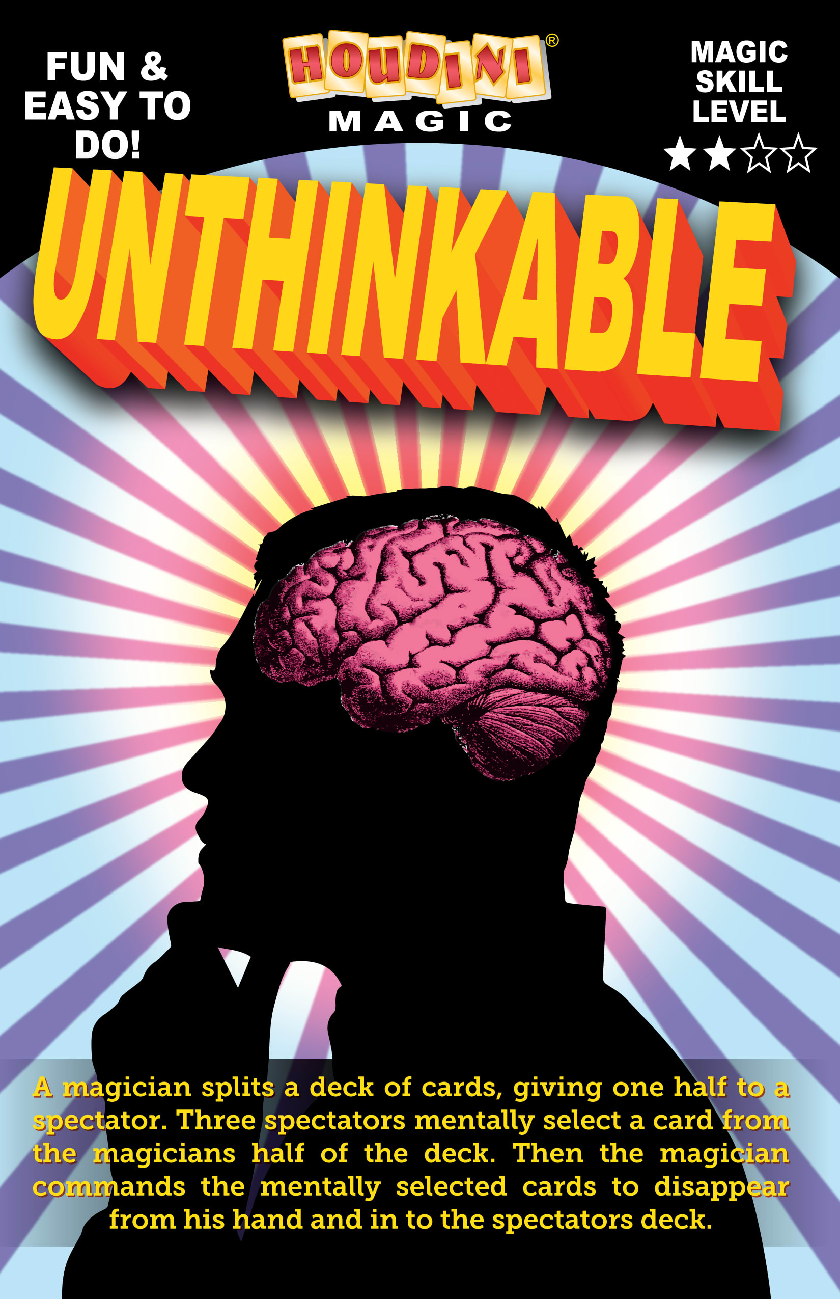 Unthinkable - Teaching DVL