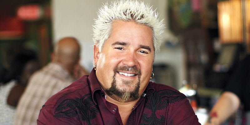 Guy Fieri - The Official Mayor of Flavor Town