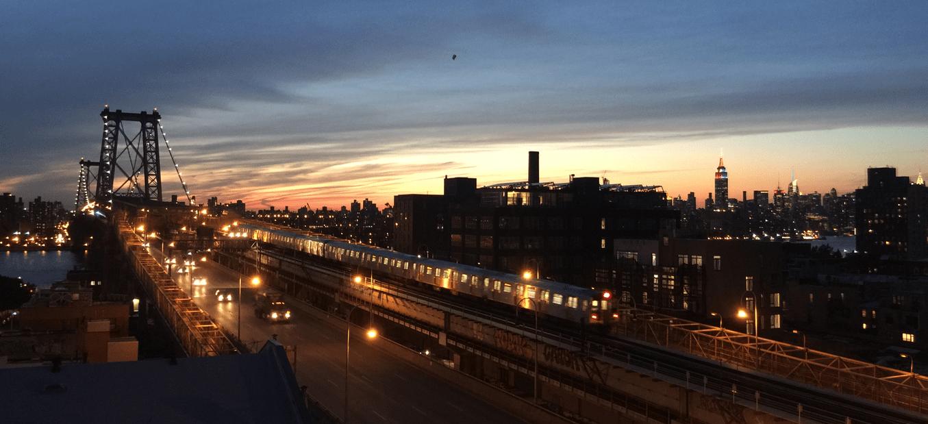 Farewell NY, NY