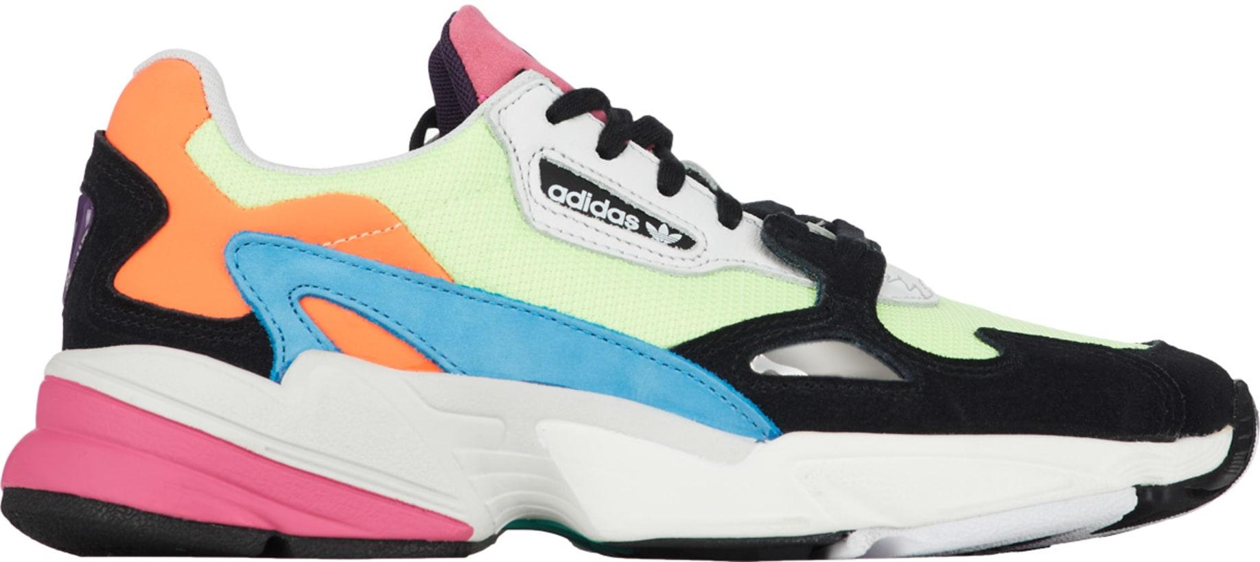 various colors 915df 991b4 adidas Originals. Falcon - Hi-Res Yellow Hi-Res Yellow Core Black