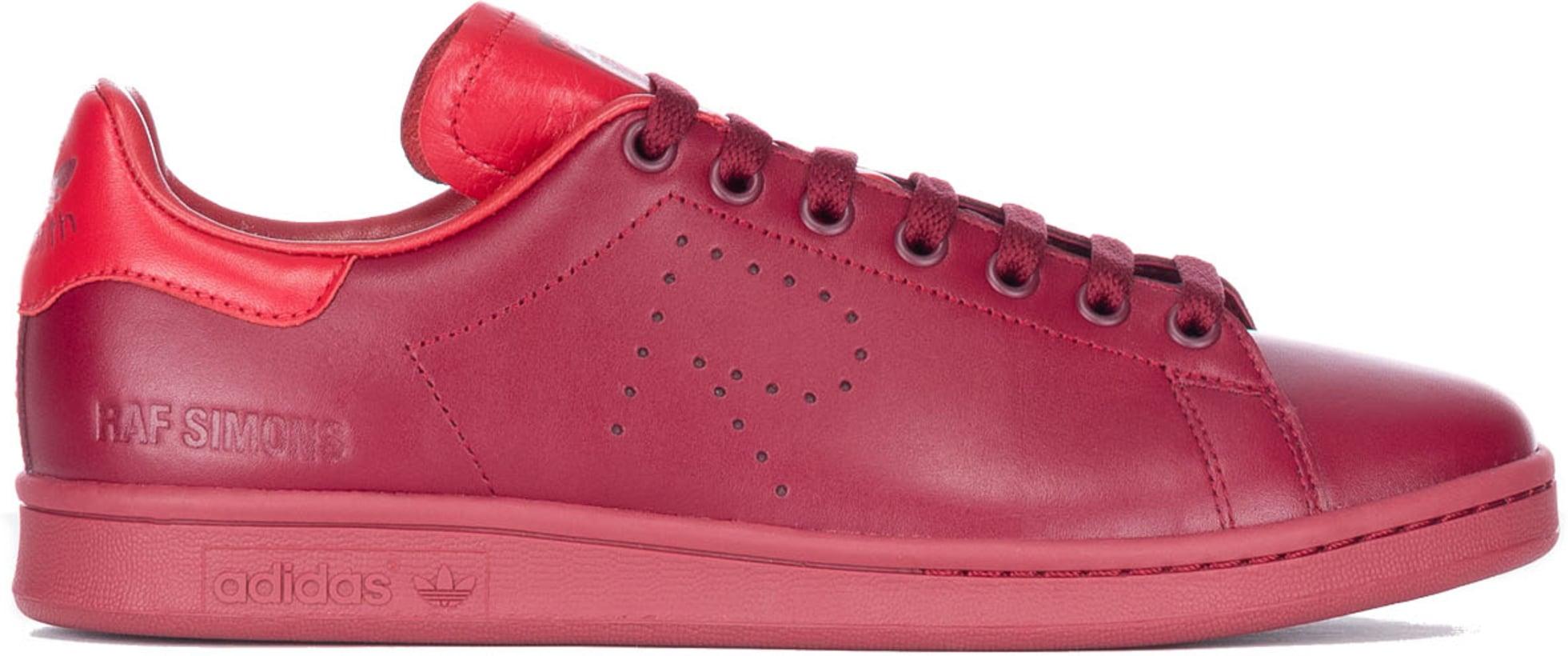 on sale 72093 2eb18 adidas by raf simons stan smith off