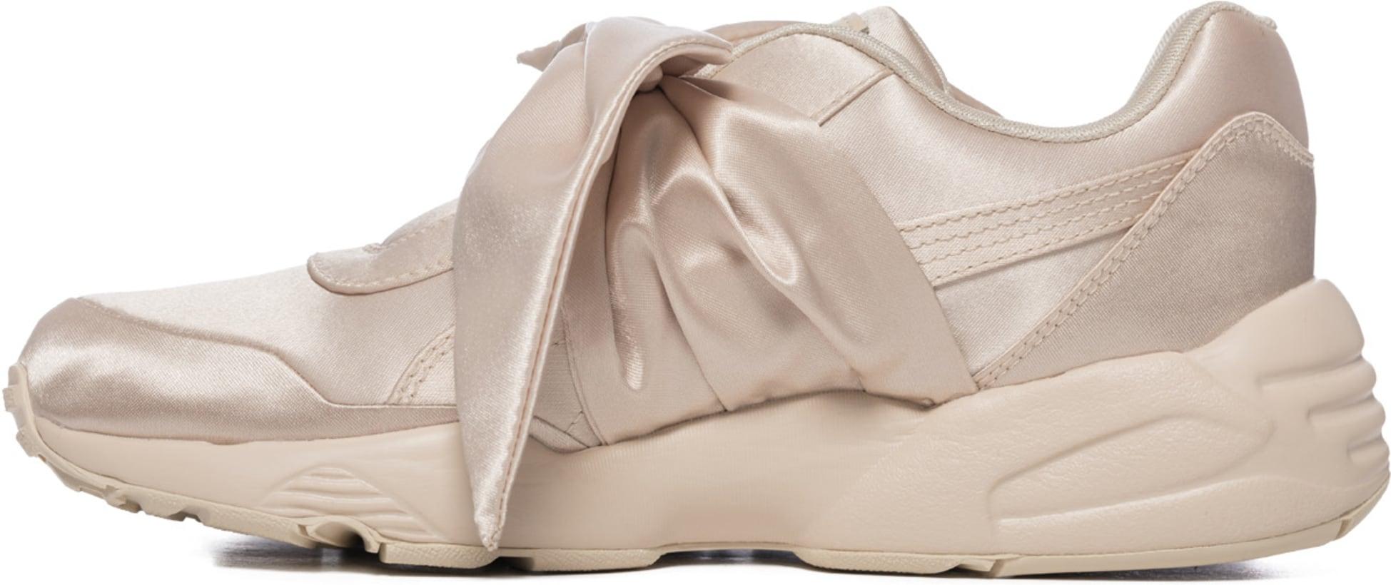 Puma Chaussures Fenty Bow Rose Teint