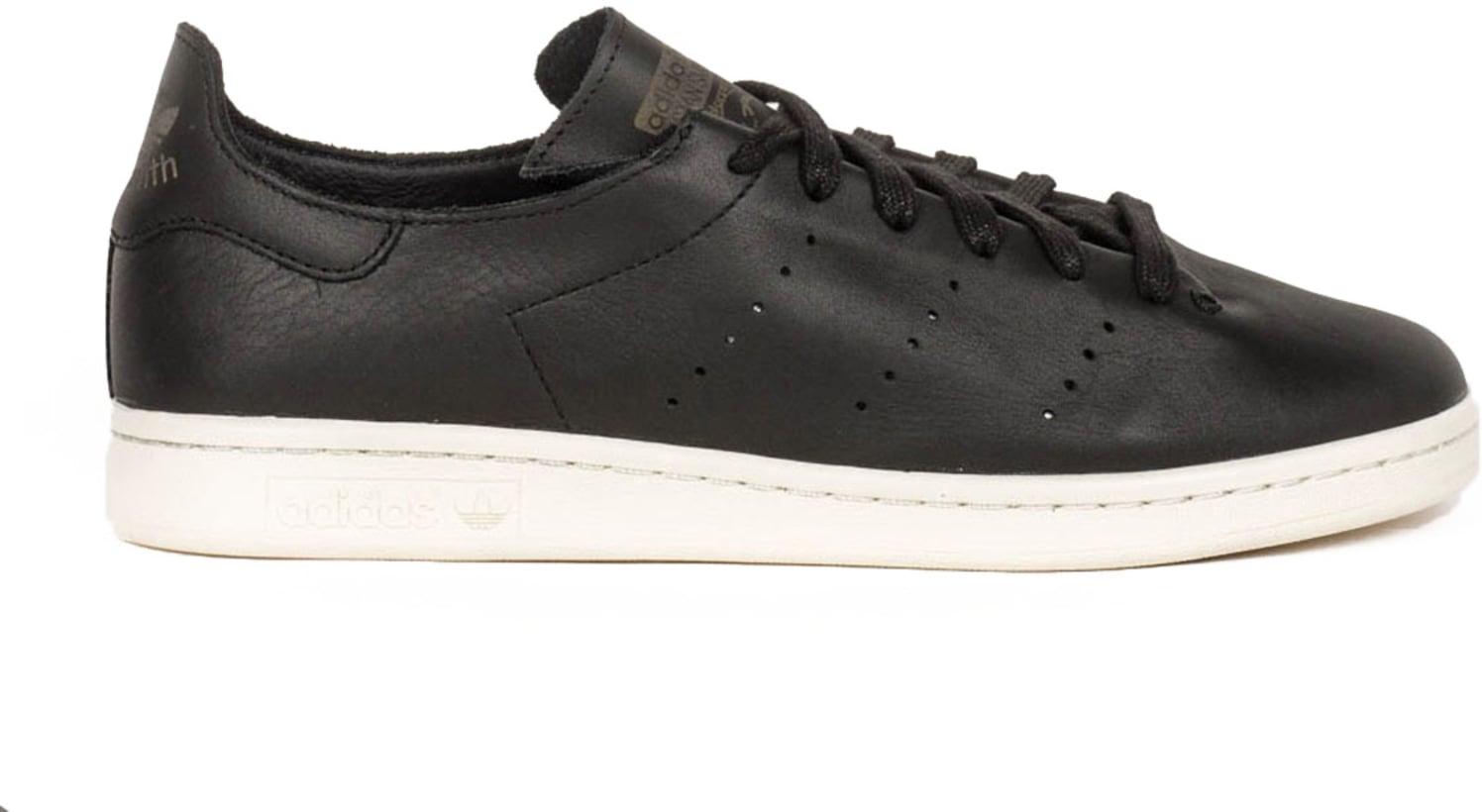 b564baf6b73e Stan Smith Leather Sock Sneakers - Black