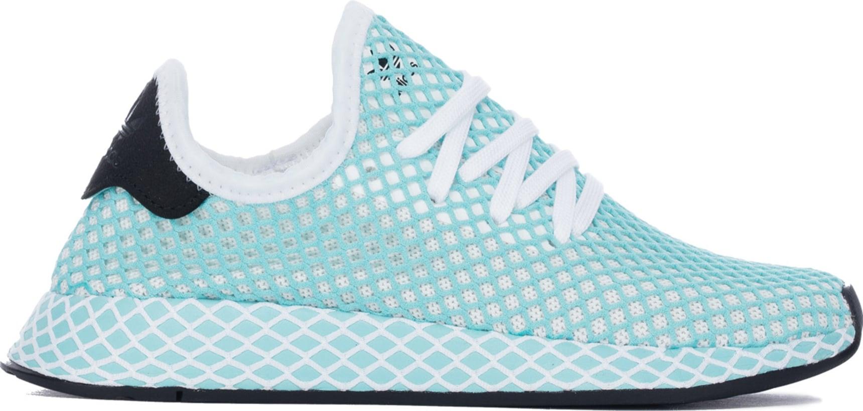 bbdc7bafb adidas Originals  Deerupt Runner Parley - Footwear White Footwear ...