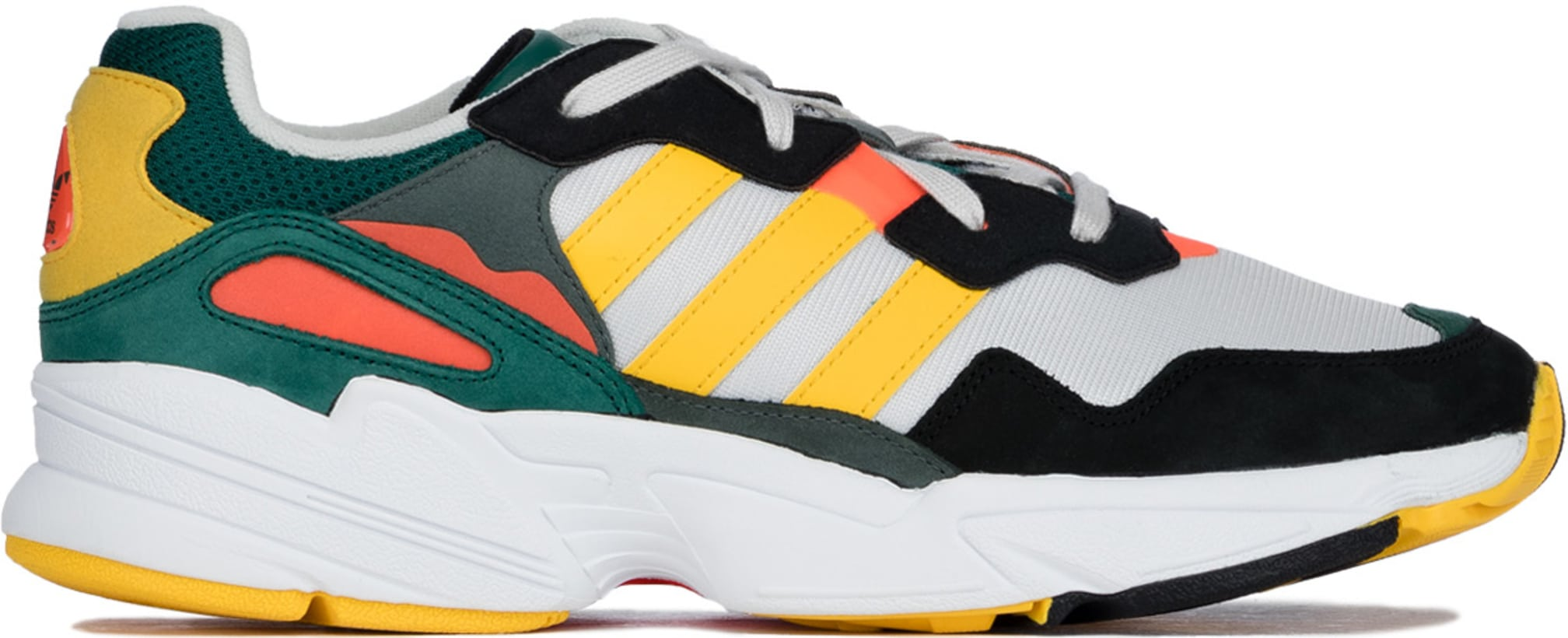the best attitude 79b96 1d78f adidas Originals. Yung-96 - Grey OneBold GoldSolar Red