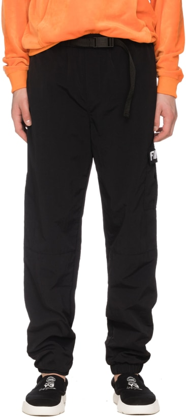exceptional range of styles san francisco 2019 factory price Fila - Austin Cargo Pants - Black