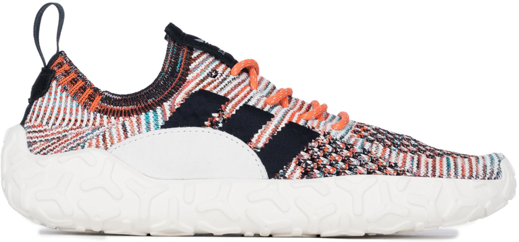 chaussures de séparation 322f0 b7340 adidas Originals - F/22 Primeknit - Orange/Noir/Noir
