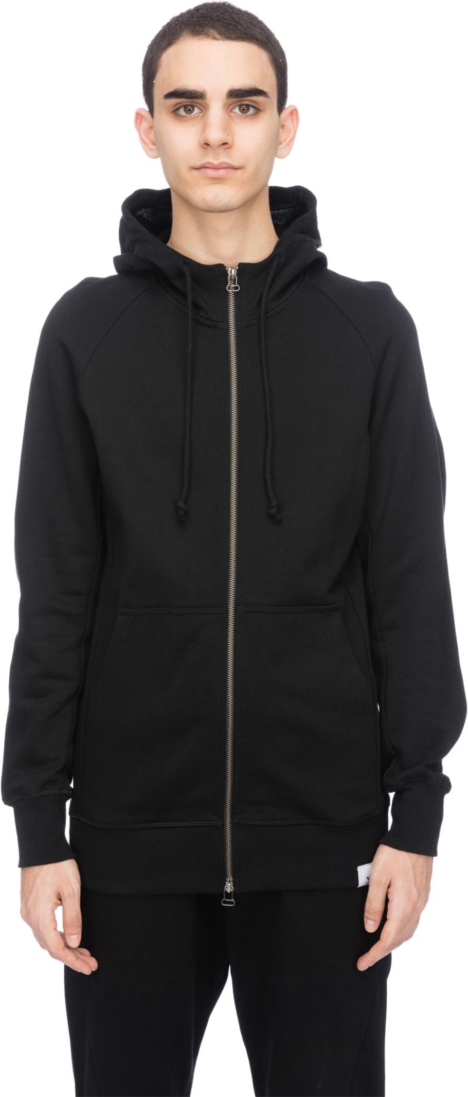 adidas Originals XBYO Zip Hoodie Black